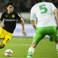 Kagawa provides winning goal for Dortmund