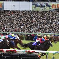 Gold Actor nabs first G1 victory