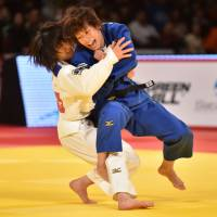 Olympic judo champion Matsumoto falls in second round at Grand Slam Tokyo