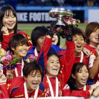 Sawa lifts cup in swan song