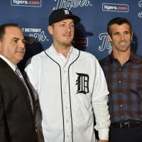 Zimmermann joins Tigers in five-year deal