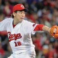 Dodgers reportedly leading chase for Maeda