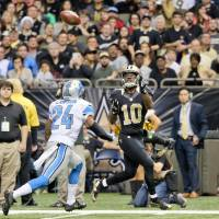 Lions hold on to beat Saints