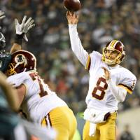 Cousins comes up big as Redskins clinch NFC East crown