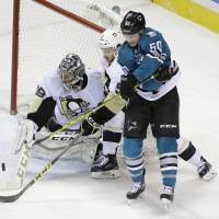 Penguins end drought in San Jose