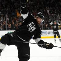 Kings defensemen ignite offense
