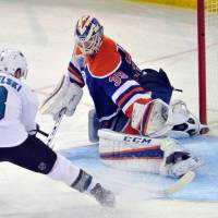 Oilers give McLellan victory over old team