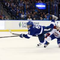 Canadiens top Lightning, halt losing streak at six games