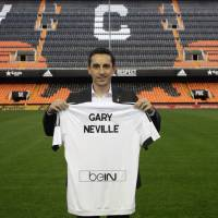 Valencia's hiring of Neville as manager most unusual