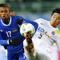 Sanfrecce beat Mazembe to set up River Plate showdown