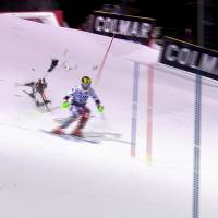 Ski federation bans drones after camera nearly hits racer