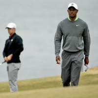 Woods heading into uncertain future at 40