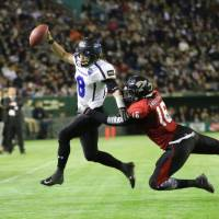 Impulse down Frontiers to win Japan X Bowl