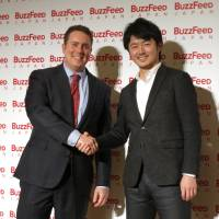 BuzzFeed brings its brand of online news to Japan
