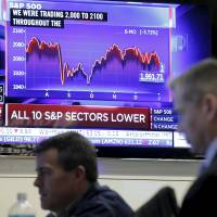Dow tanks on China worries, Pyongyang H-bomb claim, energy price plunge