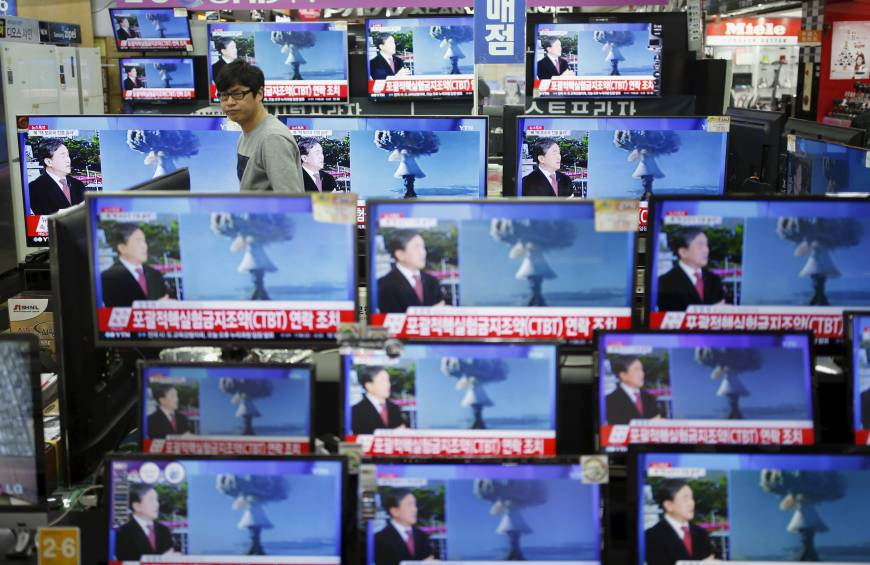 South Korean economy seen to shrug off North's nuclear test