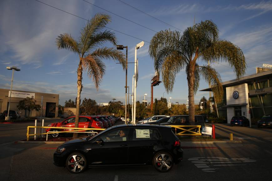 U.S. sues VW over Clean Air Act violations; liabilities could theoretically top $90 billion