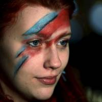 Fans gather online to pay tribute to the many faces of David Bowie