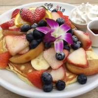 Pancakes in Tokyo: a stacked list