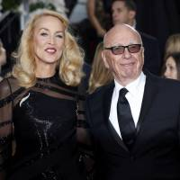Media mogul Rupert Murdoch to marry Jerry Hall