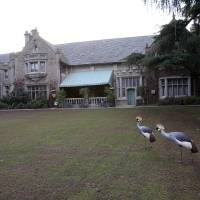 The Playboy Mansion in Beverly Hills, California, is shown in this 2007 file photo. | AFP-JIJI