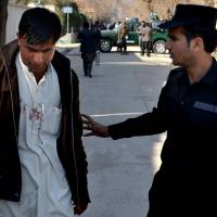 Suicide blast kills 14 at Afghan tribal 'jirga' days after Islamic State bloodbath