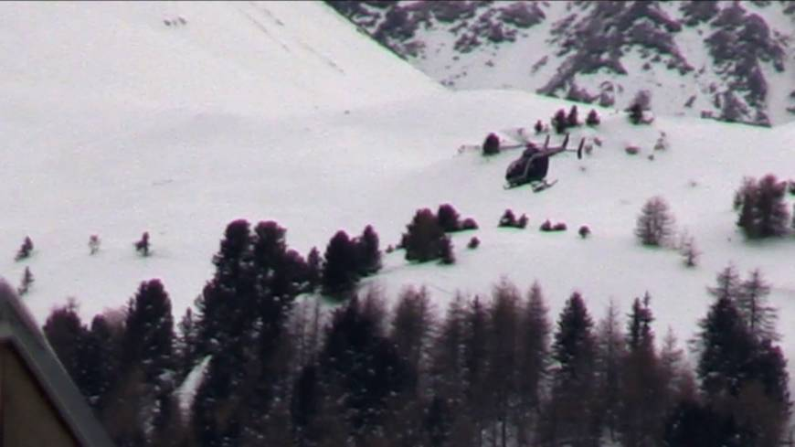 French Alps avalanche claims five Foreign Legionnaires on training drill