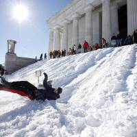 Millions on East Coast dig out after historic U.S. blizzard