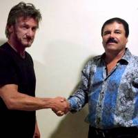 Mexico seeks actor Sean Penn over secret meeting with 'El Chapo' as extradition process kicks off