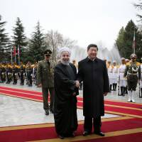 Iran, China vow tighter ties as Xi visits