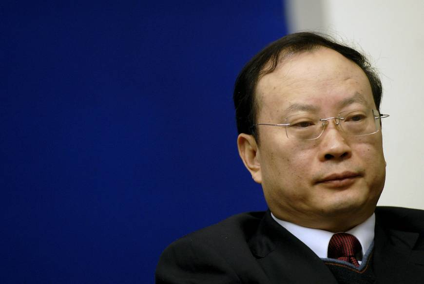 China's anti-graft body investigates statistics bureau chief