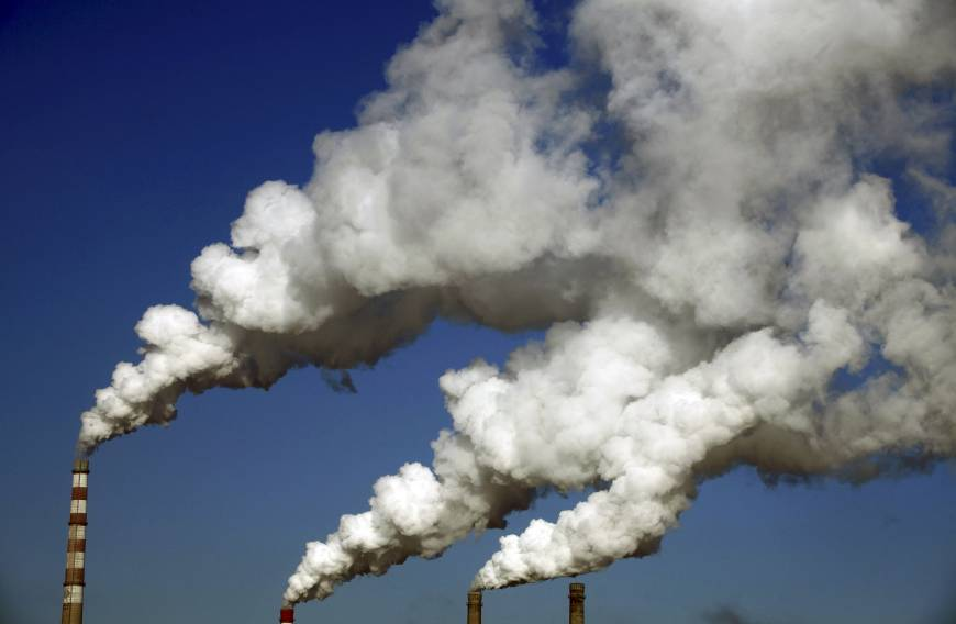 False emissions reporting undermines China's pollution fight