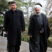 As it seeks closer ties with China, Khamenei says that Iran never trusted the West