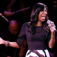 Singer Natalie Cole performs last March at 'An Evening of SeriousFun Celebrating the Legacy of Paul Newman,' at Avery Fisher Hall, in New York. | EVAN AGOSTINI/INVISION/AP