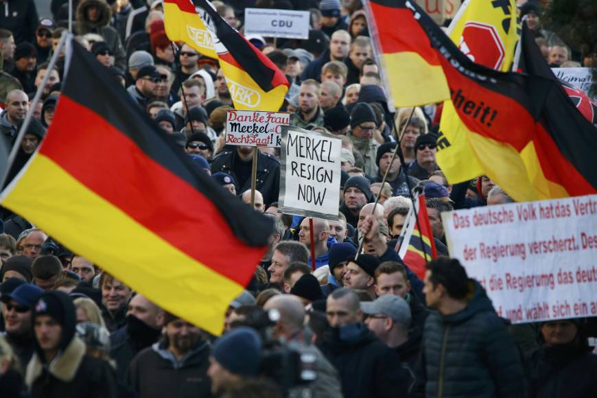 German probe blames migrants for New Year's Eve violence