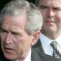 GOP state leader urges George W. Bush to save Republicans from Trump