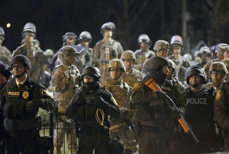 Ferguson, Missouri, releases details of proposed police reforms