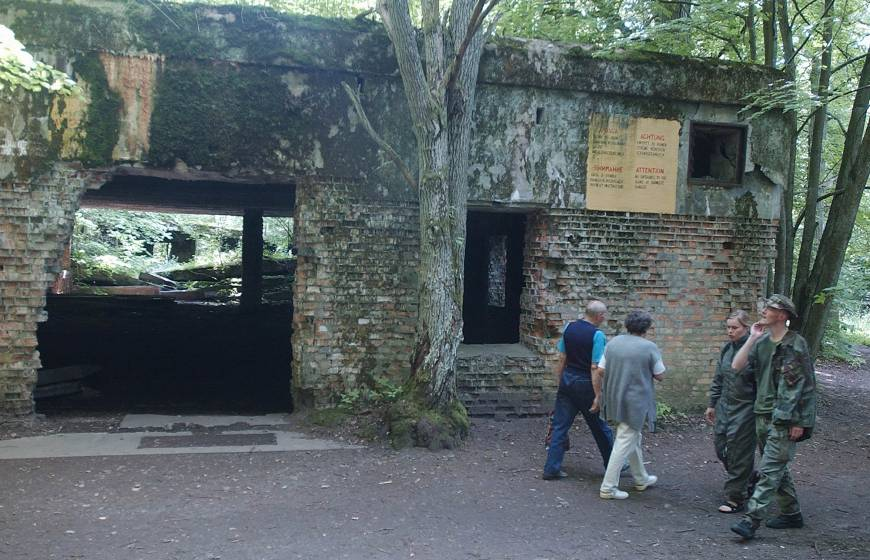 Poland right to end firm's lease of Hitler's Wolf's Lair complex, court rules