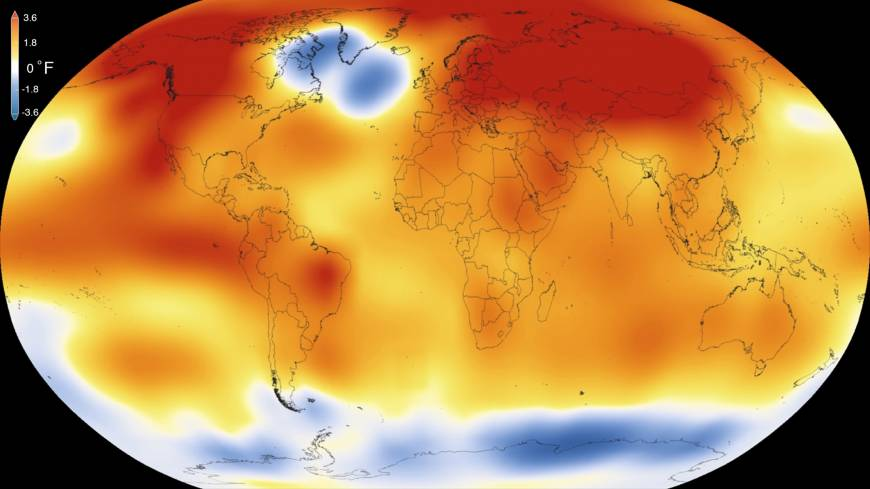 NASA, NOAA, Japan concur: 2015 was hottest by wide margin