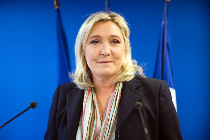 French financial prosecutor opens inquiry into Le Pen's wealth
