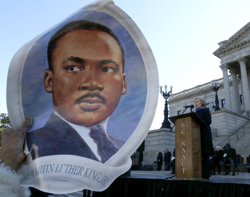 South Carolina's MLK Day brighter in absence of Confederate flag