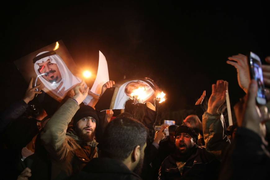 Executed Saudi cleric al-Nimr seen as influential Shiite advocate