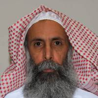 A picture released by the Saudi Press Agency (SPA) on Saturday shows an undated picture of prominent Saudi Shiite cleric Nimr al-Nimr, who was executed Saturday morning along with 46 other people convicted by the kingdom for terrorism. | SPA / AFP-JIJI