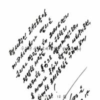 This photo released Thursday shows a document by North Korean leader Kim Jong Un noting the country's first hydrogen bomb test. It reads, 'Let's begin the year of 2016 — a glorious and victorious year when the historic seventh conference of the Workers' Party of Korea will be held — with a thrilling sound of the first hydrogen bomb explosion, so that the whole world will look up to our socialist, nuclear-armed republic of 'juche' and the great Workers' Party of Korea! — Dec. 15, 2015, Kim Jong Un.' | AFP-JIJI