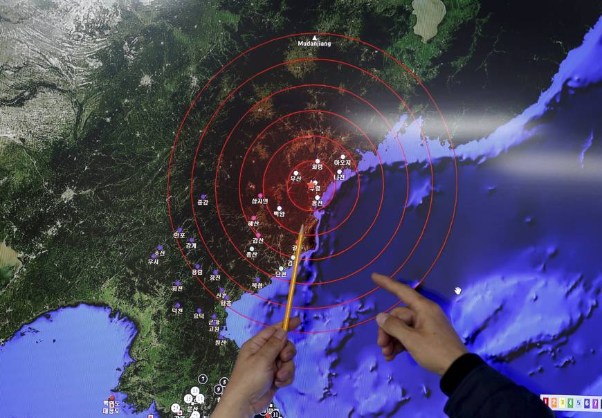 North Korea nuclear test did not increase its technical capability, U.S. military says