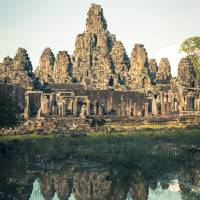Angkor Thom, a former Khmer capital, is one of several sites grouped within the Angkor Wat heritage site. | ISTOCK