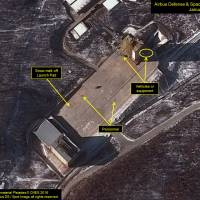 Satellite images point to North Korea space launch prep; CNN says H-bomb components were tested