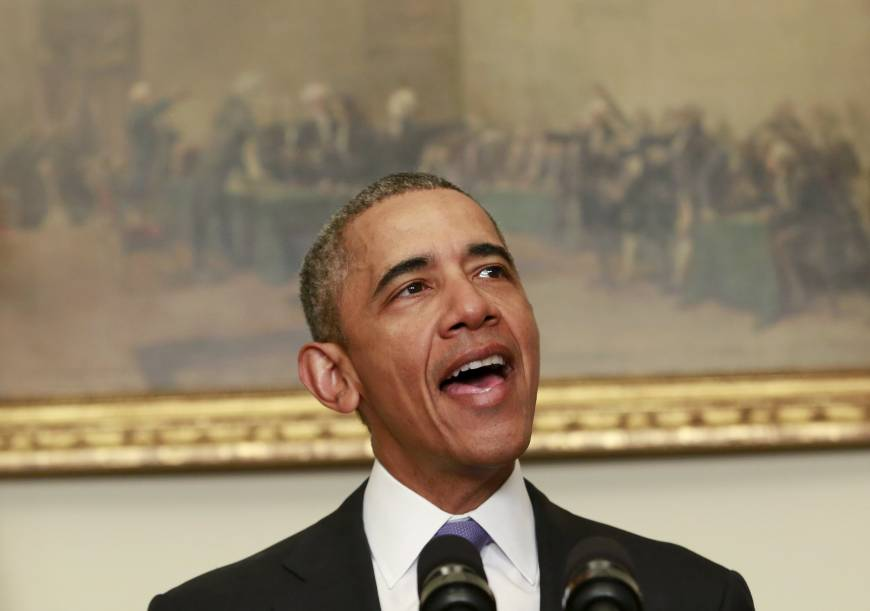 Chalk up Americans' release, Iran adherence to nuke deal to 'smart' diplomacy, Obama says