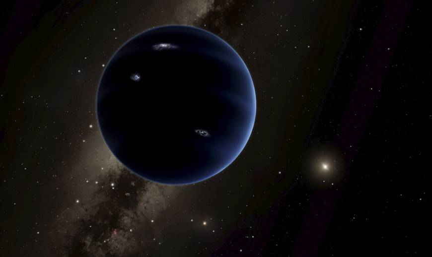 'Gravitational signature' points to existence, yet seen, of Neptune-size 'Planet 9' in Kuiper Belt