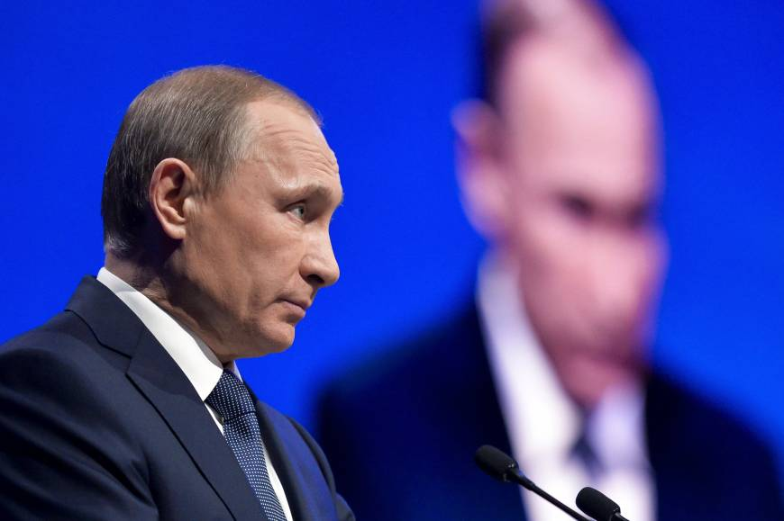 Putin is 'picture of corruption': U.S. Treasury official